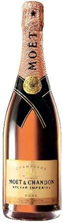 Moet & Chandon Champagne Nectar Imperial Rose